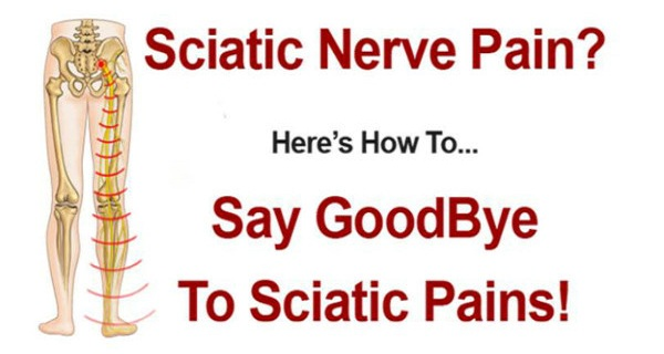 how to get rid of sciatica pain forever