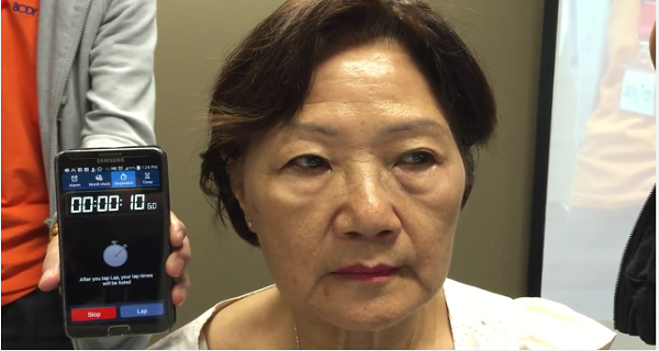 She-Applied-Rejuvenating-Cream-On-Her-Skin-All-Wrinkles-Disappear-In-Only-60-Seconds-Video