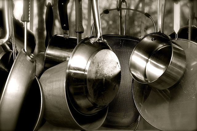 The Five Dangers of Non-Stick Pans
