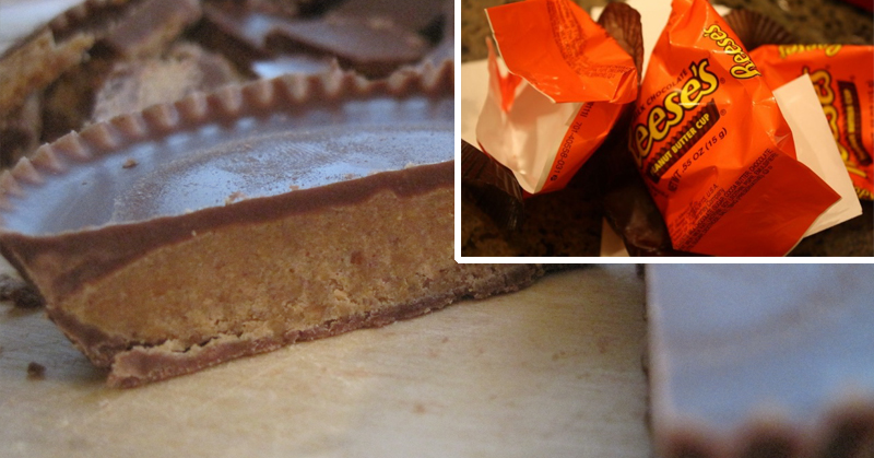 The peanut butter cup
