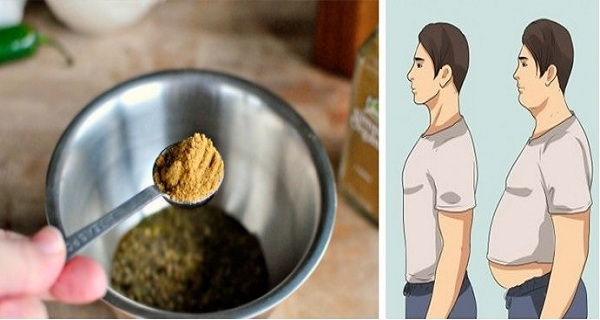 UNBELIEVABLE WEIGHT LOSS STUDY - TRIPLE FAT LOSS WITH ONE TEASPOON OF THIS MIRACLE SPICE