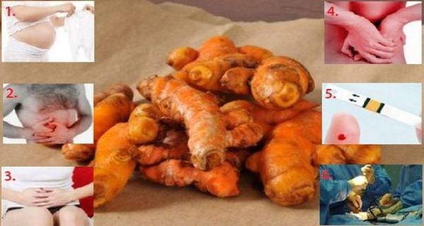 Warning Stop Using Turmeric If You Are in These 6 Types of People
