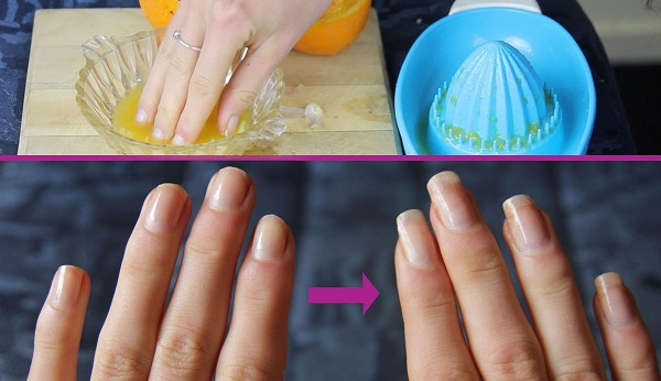 You Will Not Believe What Happens When You Soak Your Fingers In This Mixture (Video)