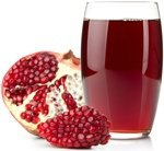 Pomegranate Juice and Arils