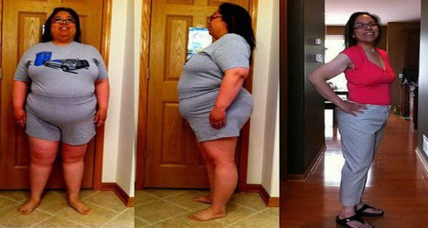 She Drank This Potion For 3 Months And Lost Half Her Weight!