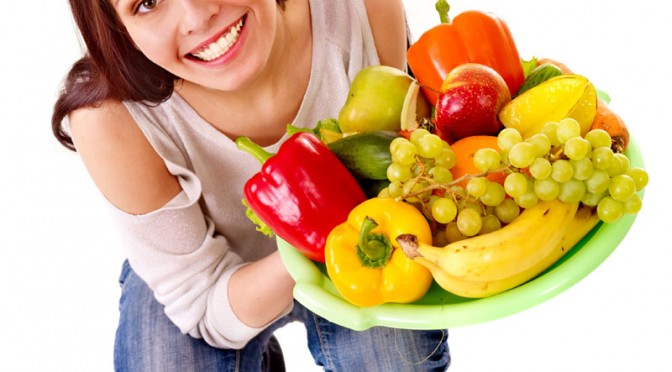 Superfoods for weight loss post pregnancy
