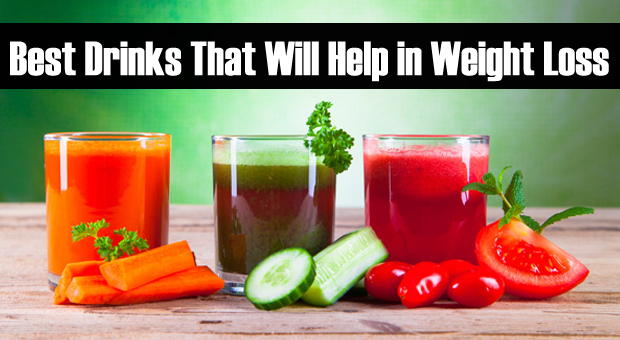 10 Best Drinks That Will Help in Weight Loss