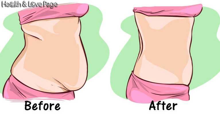 THIS Simple Exercise Removes Back and Belly Fat in No Time