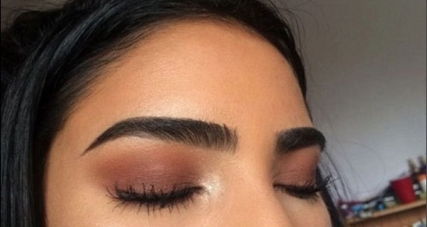 Grow Your Eyebrows In Just 1 Week By Applying These Home ...