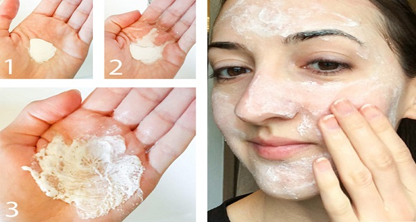 Image result for USE BAKING SODA TO REMOVE THE DEAD SKIN FROM YOUR FACE