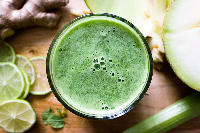 green liver cleanse