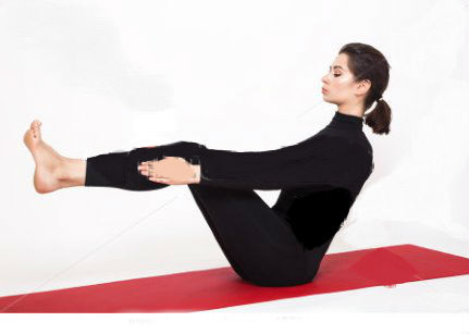 lose belly fat with these 10 yoga poses