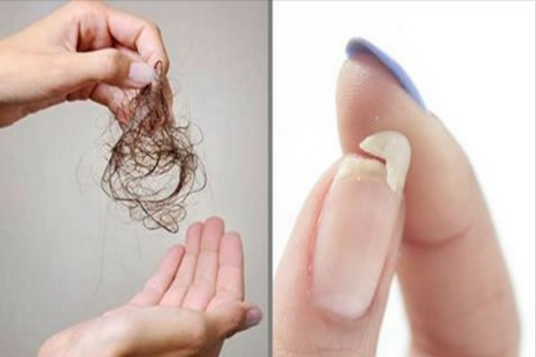 Image result for You Need To Eat This If You Have Hair Loss, Brittle Nails Or You're Not Sleeping Well