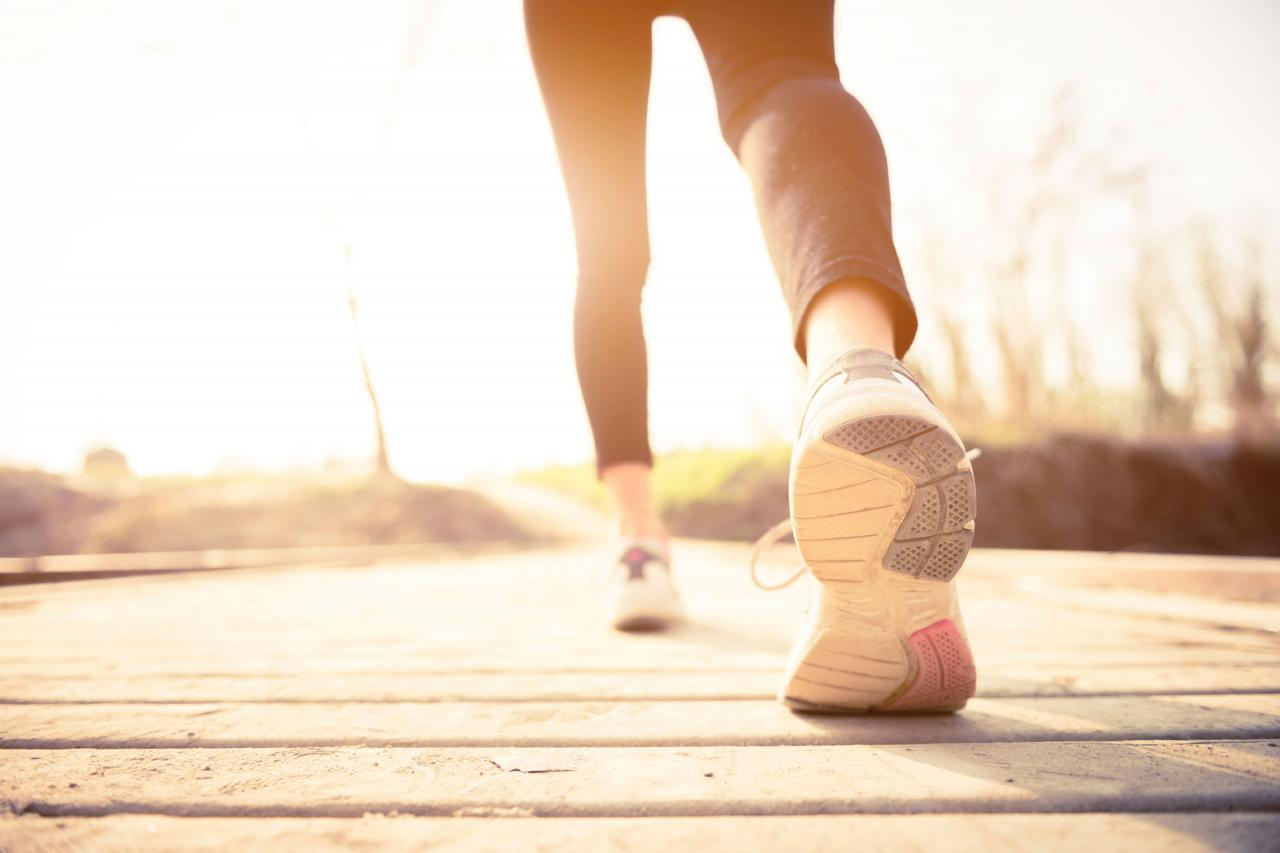 Find Out How Much You Have To Walk To Start Losing Weight