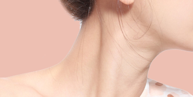 Skin care for neck